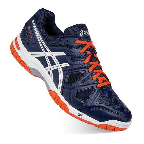 asics gel game 5 mens tennis shoes review 40