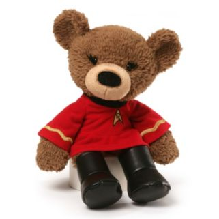GUND Star Trek Lieutenant Uhura Plush Monkey