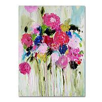 Trademark Fine Art Mi Amor Canvas Wall Art