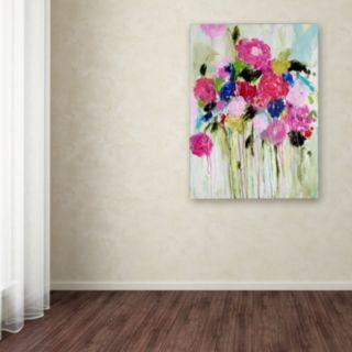 Trademark Fine Art Mi Amor Canvas Wall Art