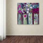 Trademark Fine Art Que Sera Sera Canvas Wall Art