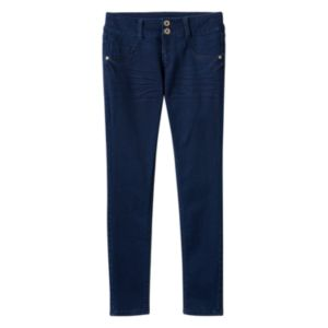 Girls 7-16 Mudd® 2-Button Jeggings