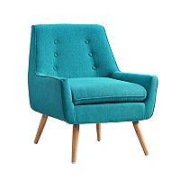 Linon Trellis Accent Chair