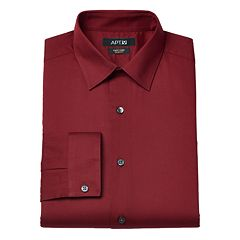 Men's Apt. 9® Slim-Fit Easy-Care Dress Shirts