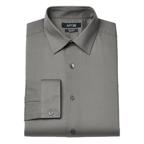 Men's Apt. 9® Slim-Fit Easy-Care Dress Shirts