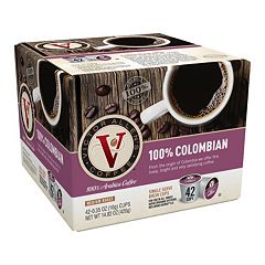 Victor Allen's Coffee Single-Serve Colombian Medium Roast Blend - 42-pk.