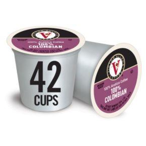 Victor Allen's Coffee Single-Serve Colombian Medium Roast Blend - 42-pk.