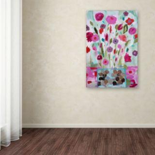Trademark Fine Art Solstice Booms Canvas Wall Art