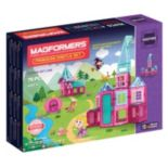 Magformers 78 pc Princess Castle Set