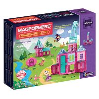 Magformers 78-pc. Princess Castle Set