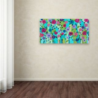 Trademark Fine Art Spring Returns Canvas Wall Art