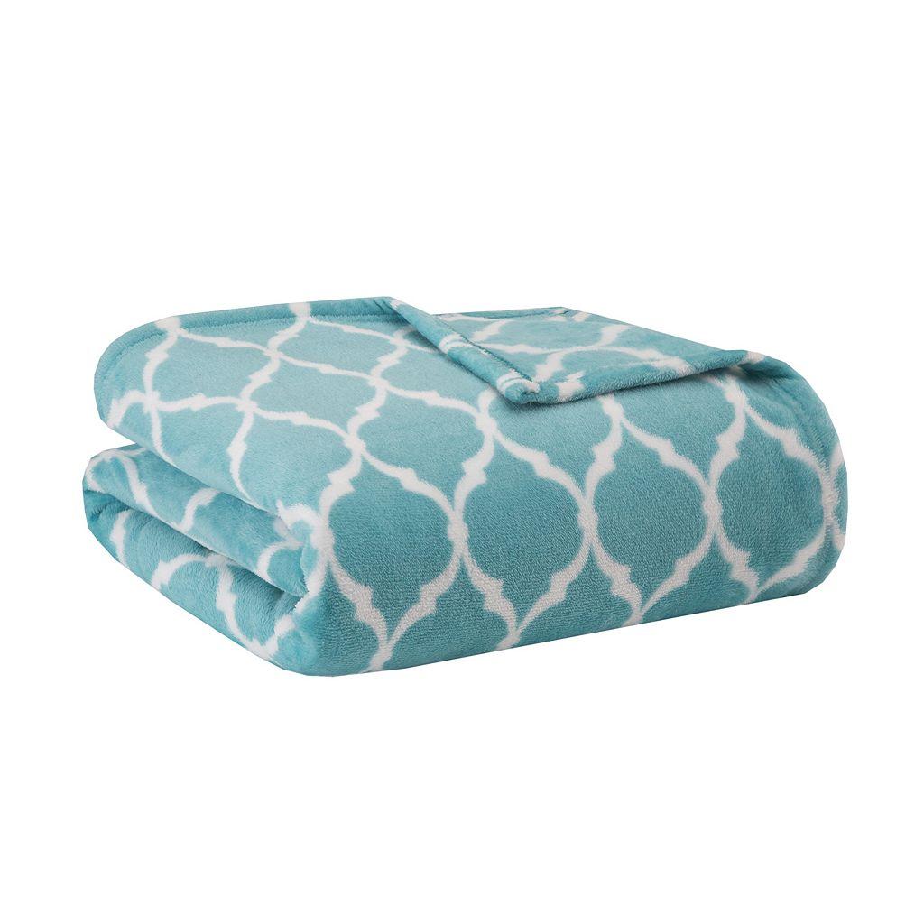 Madison Park Ogee Blanket