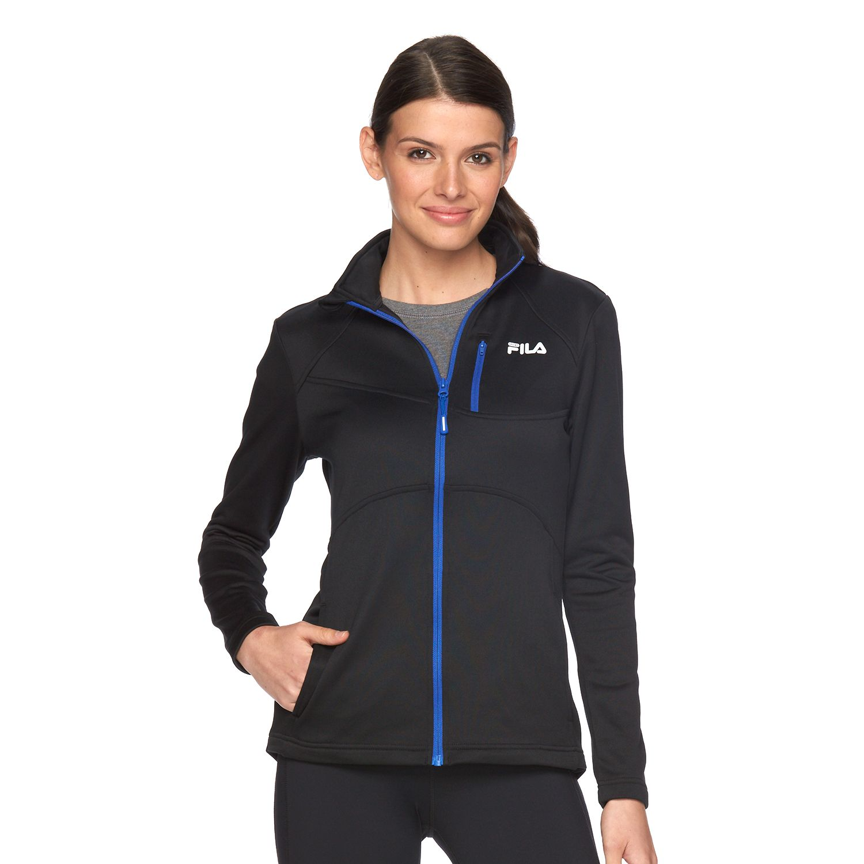 Womens FILA SPORT? Full-Zip Performance Jacket