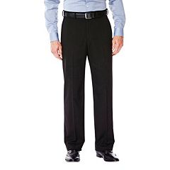 Men's J.M. Haggar Premium Classic-Fit Flat-Front Stretch Suit Pants