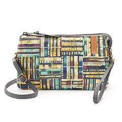 Donna Sharp Patchwork Organizer Wristlet