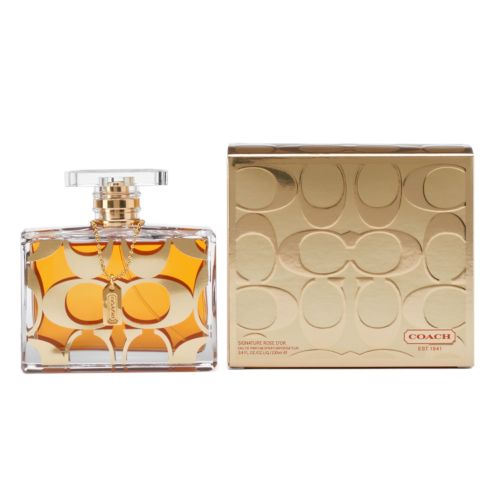 Coach Signature Rose D'Or Women's Perfume - Eau de Parfum