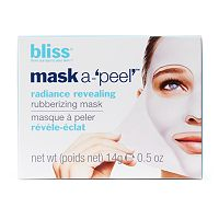 bliss Mask-A-Peel Radiance Revealing Rubberizing Mask