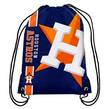 Forever Collectibles Houston Astros Drawstring Backpack