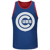 Big & Tall Majestic Chicago Cubs All Last Season Jersey Tank