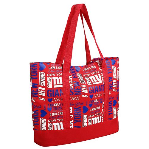Forever Collectibles New York Giants Collage Tote