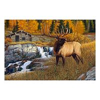 Reflective Art The Ranger Canvas Wall Art