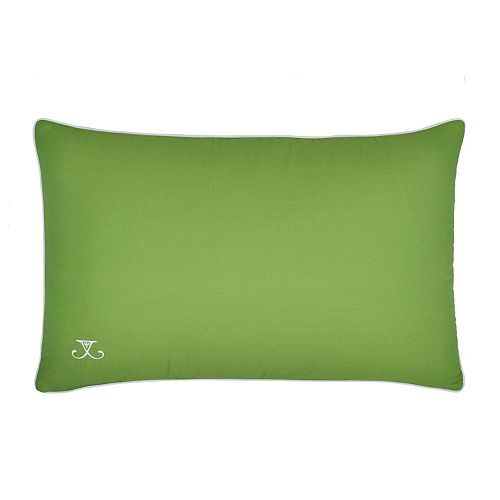 Jill Rosenwald Chain Throw Pillow