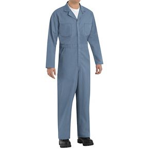 Big & Tall Red Kap Classic-Fit Twill Action Back Coverall
