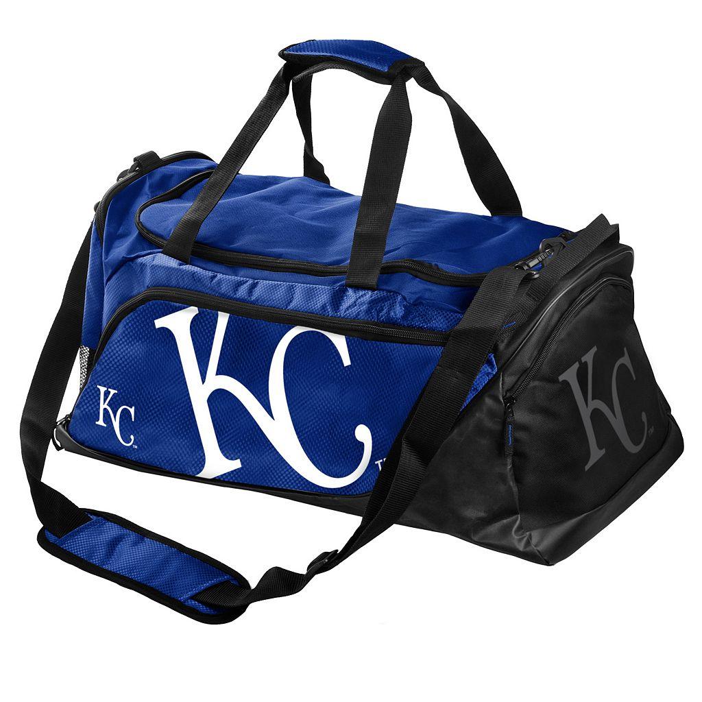 Kansas City Royals Locker Room Collection Medium Duffel Bag