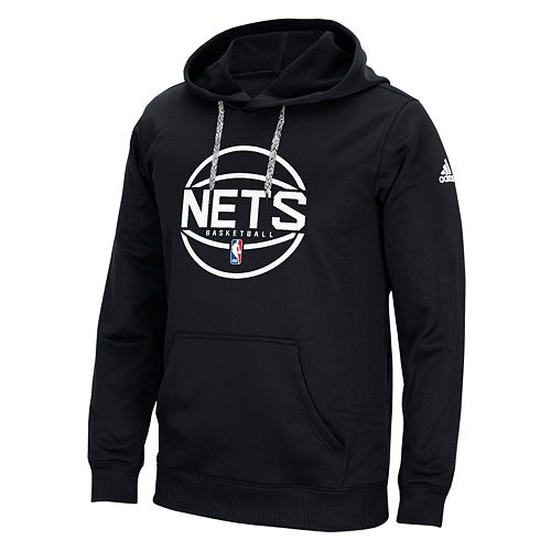 Men's adidas Brooklyn Nets New Ball Hoodie