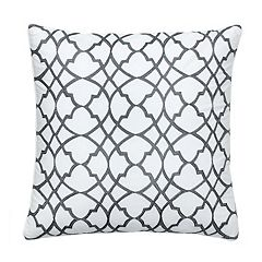 Jill Rosenwald Groton Swirl Throw Pillow