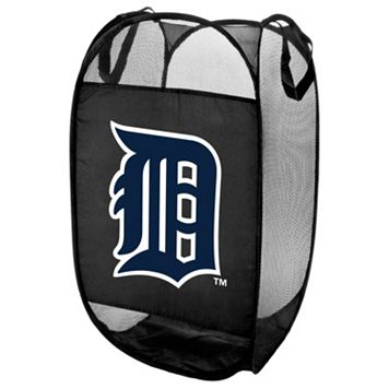 Forever Collectibles Detroit Tigers Collapsible Hamper
