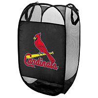 Forever Collectibles St. Louis Cardinals Collapsible Hamper