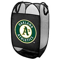 Forever Collectibles Oakland Athletics Collapsible Hamper