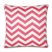 Jill Rosenwald Multi Patch Throw Pillow