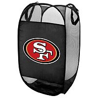 Forever Collectibles San Francisco 49ers Collapsible Hamper
