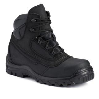 Iron Age Backstop Men's Steel-Toe Work Boots