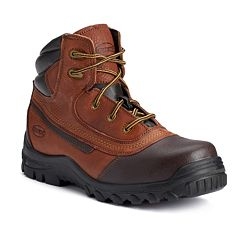 Iron Age Backstop Men's Steel-Toe Work Boots