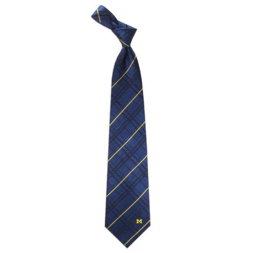 Adult NCAA Oxford Silk Tie