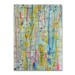 Trademark Fine Art Air du Temps 1 Canvas Wall Art