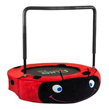 Kids Pure Fun Ladybug Jumper Trampoline