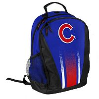Forever Collectibles Chicago Cubs Primetime Backpack