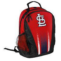 Forever Collectibles St. Louis Cardinals Primetime Backpack