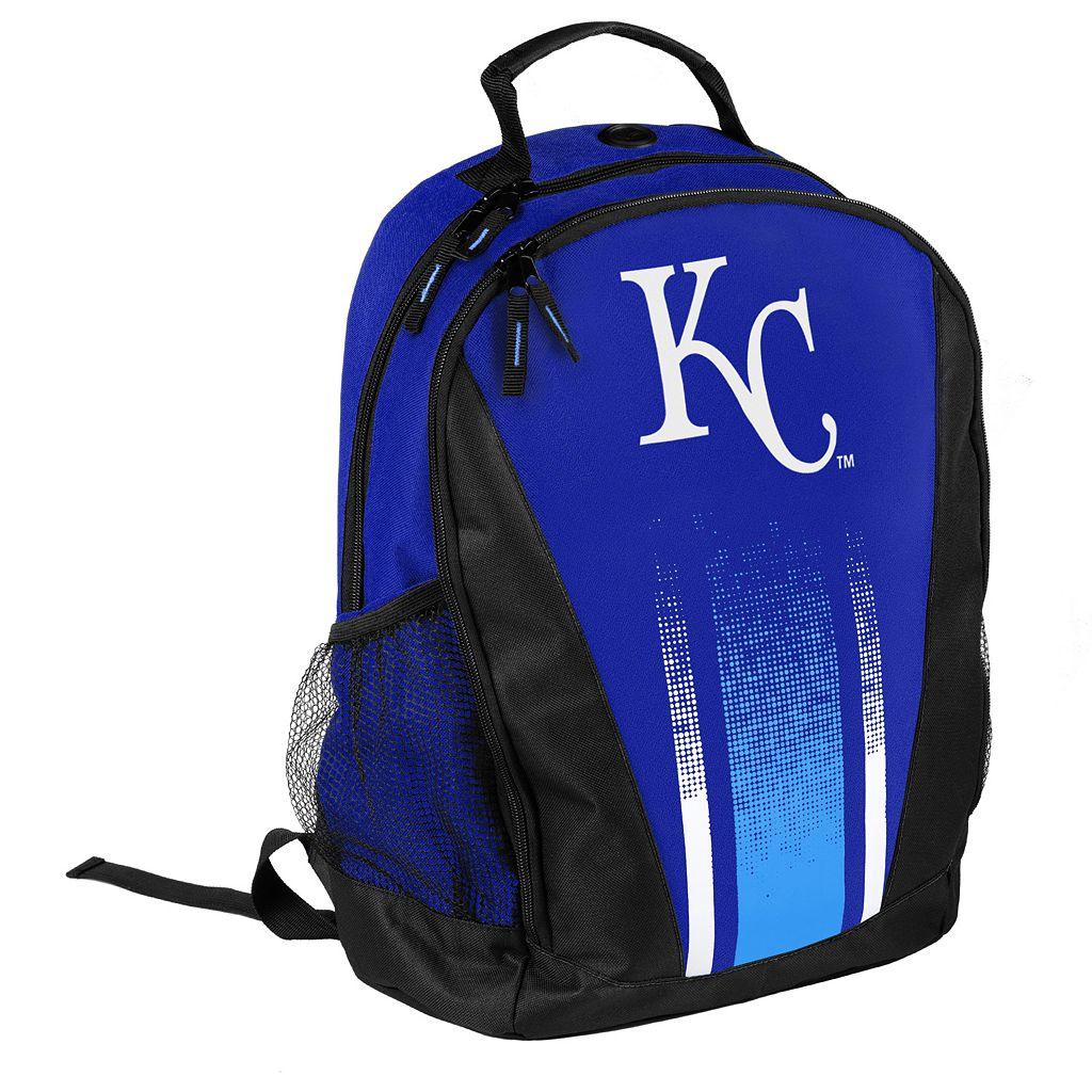 Forever Collectibles Kansas City Royals Primetime Backpack