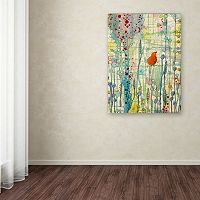 Trademark Fine Art Alpha Canvas Wall Art