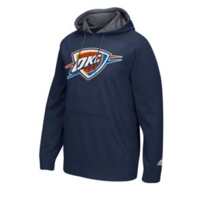 Men's adidas Oklahoma City Thunder Fleece Tip Off Playbook Hoodie