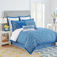 Jill Rosenwald Plimpton Flame Bed Set