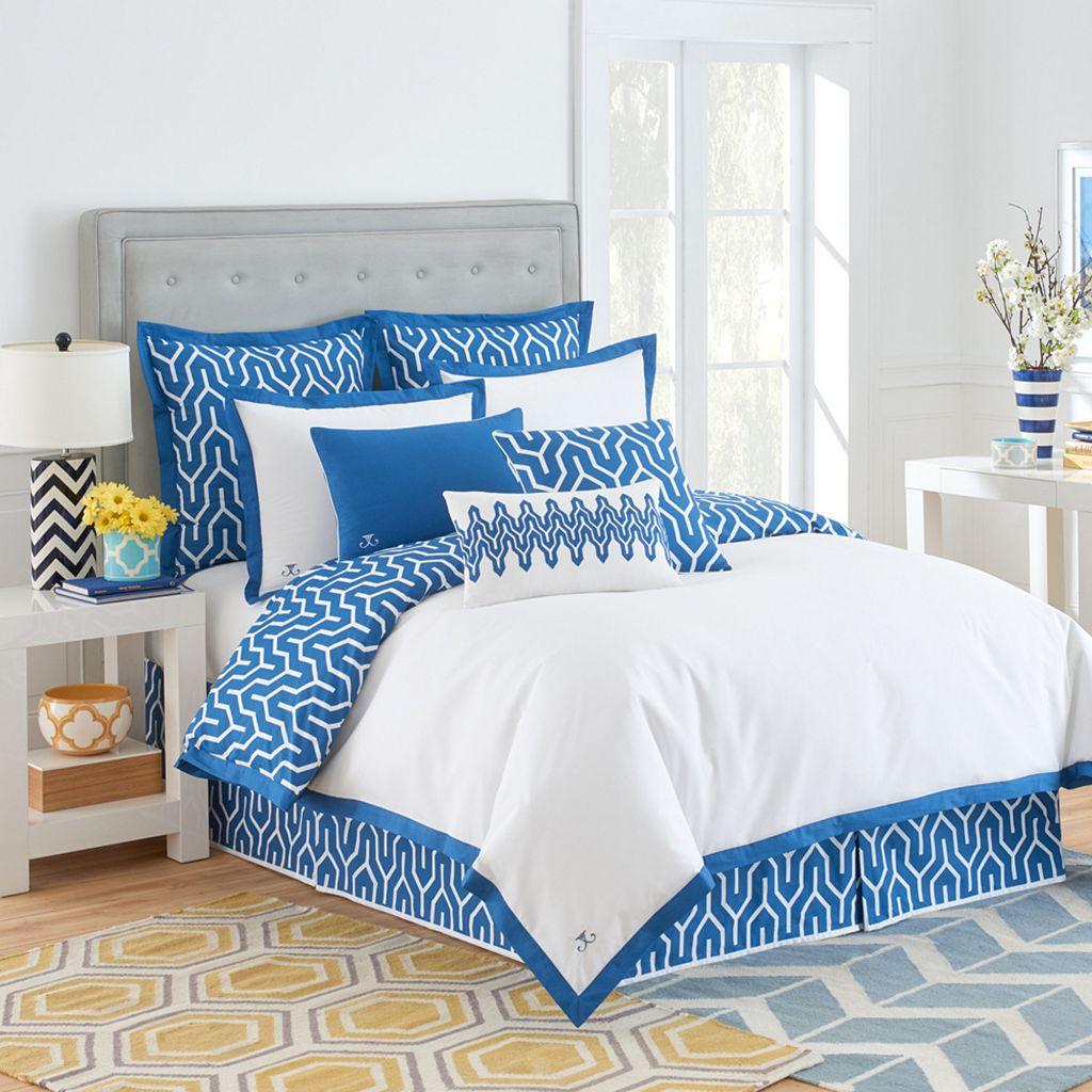 Jill Rosenwald Plimpton Flame Bed Set