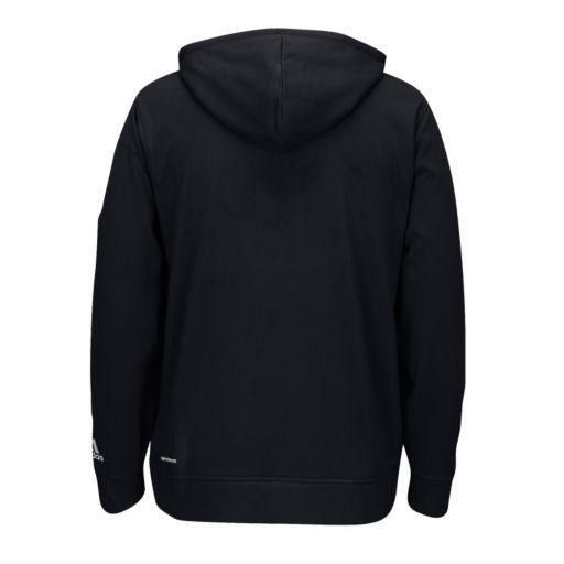 Men's adidas Portland Trail Blazers Fleece Tip Off Playbook Hoodie
