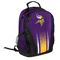 Forever Collectibles Minnesota Vikings Primetime Backpack