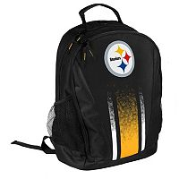 Forever Collectibles Pittsburgh Steelers Primetime Backpack